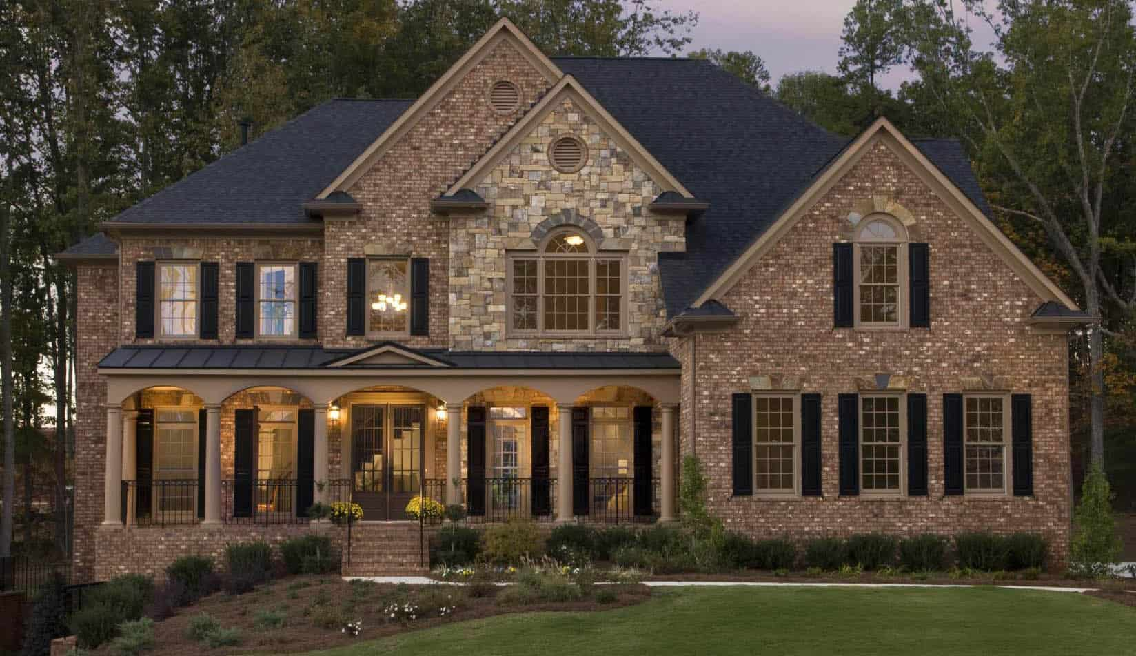 Brick Work House - Masonry Plus