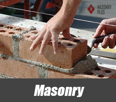 Brickwork - Masonry Plus