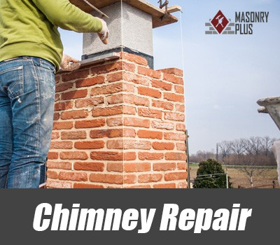 Chimney Repair - Masonry Plus