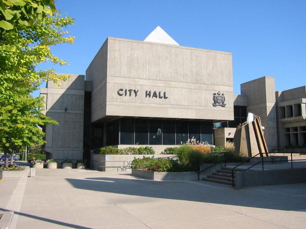Brantford ON - City Hall - Masonry Plus
